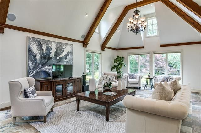 Preston Hollow luxury estate