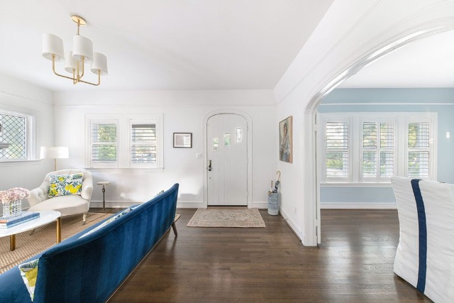 historic Bluffview Colonial Revival
