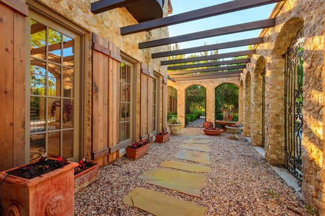 classic Mediterranean hacienda