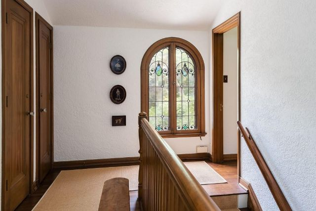 Arts and Crafts Tudor Revival