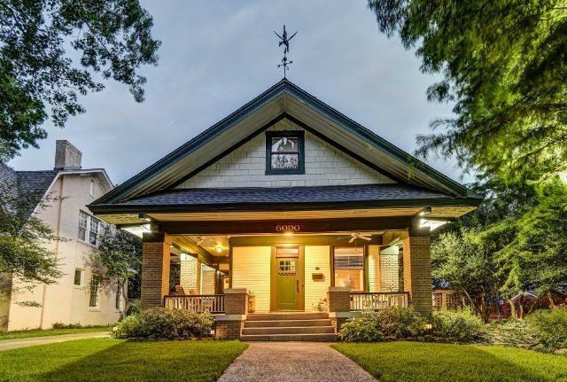 Historic Craftsman cottage