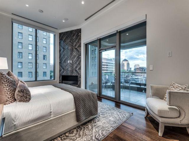 high rise luxury