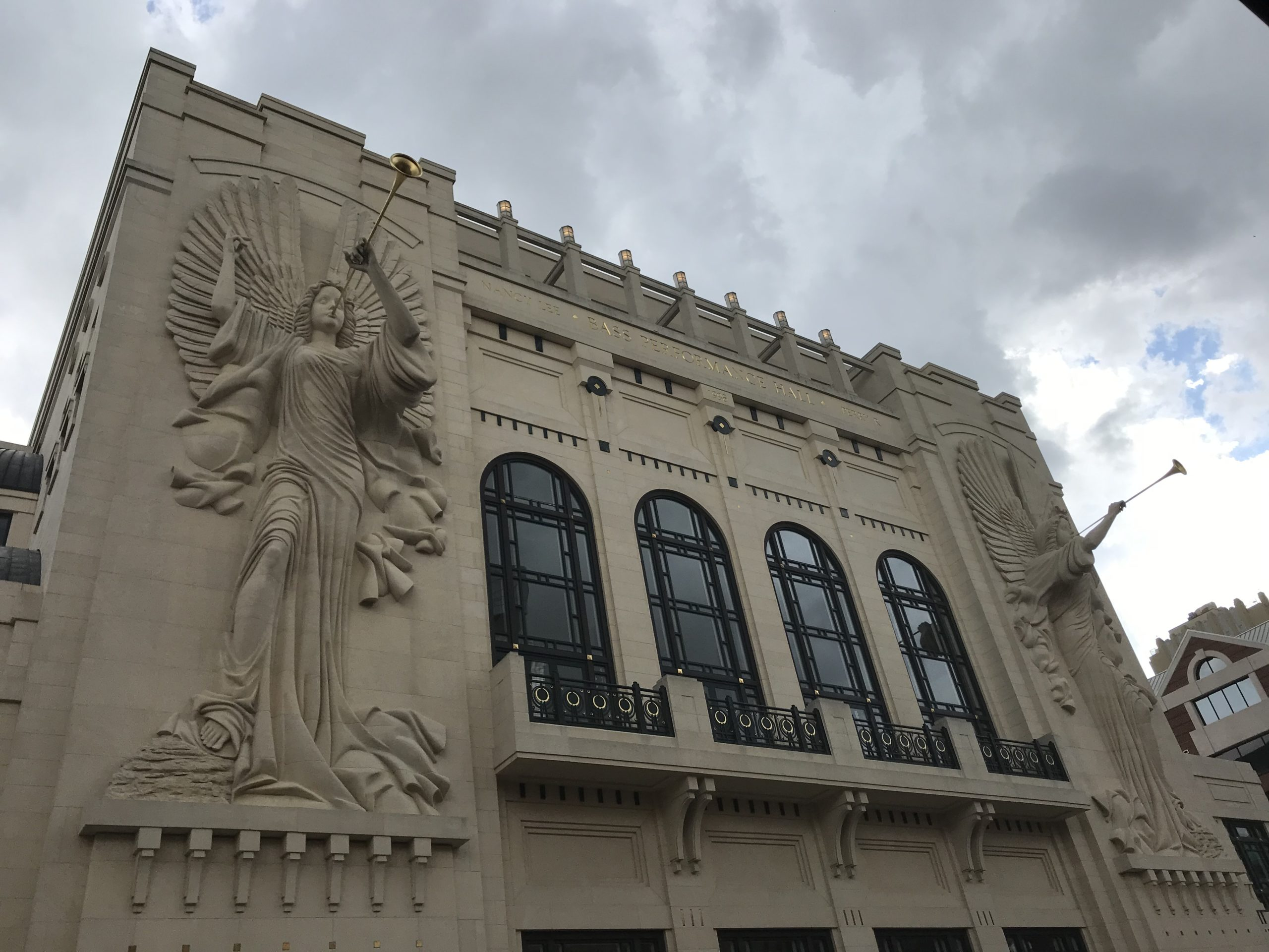 Bass Performance Hall in Fort Worth, Texas