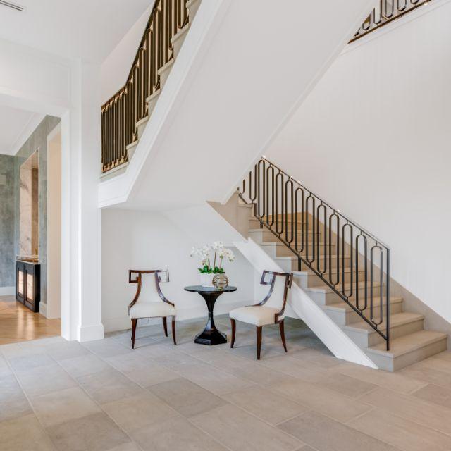 transitional mansion