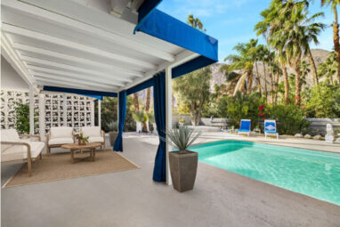 Trini Lopez' Modernist Estate in Palm Springs Headed to Heritage Auctions