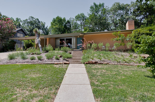 Mid century modern homes in dallas archives Century home builders