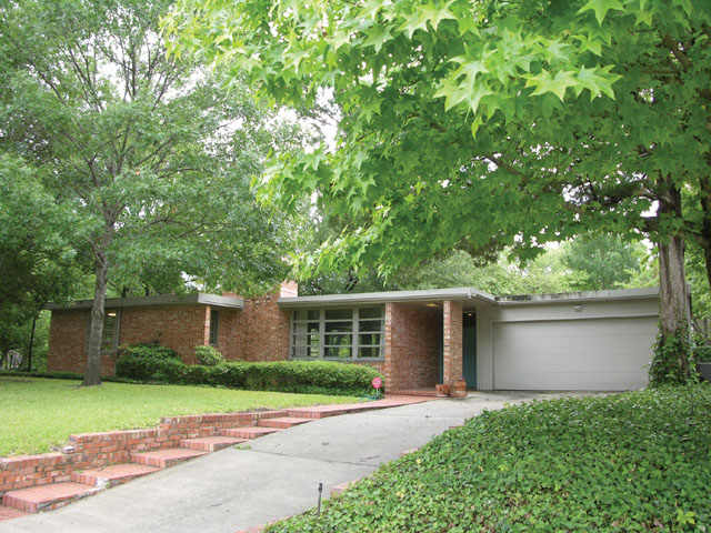 3525 Amherst O'Neil Ford