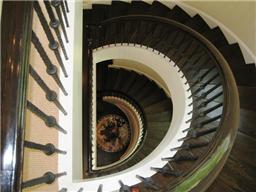 3725 Turtle Creek stairs