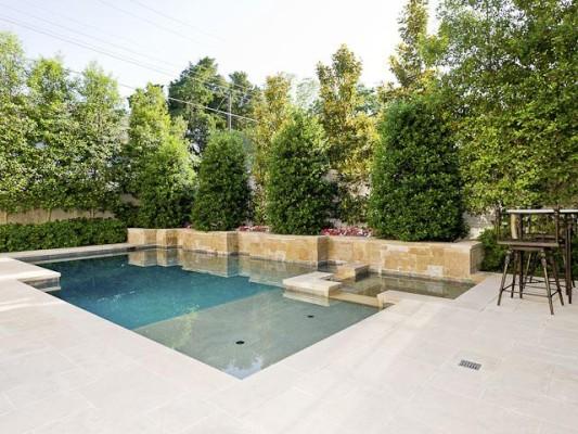 3801 Normandy pool