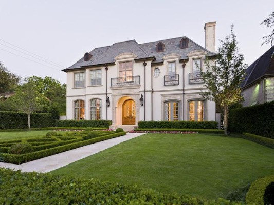 Photo: house/residence of the talented 25 million earning Dallas, Texas-resident