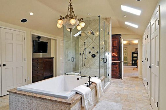 3808 Turtle Creek Master Bath