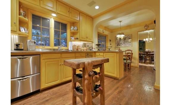 4414 Shenandoah kitchen