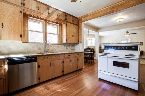 5930 Richmond Kitchen