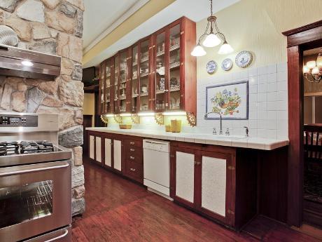601 Parker Kitchen