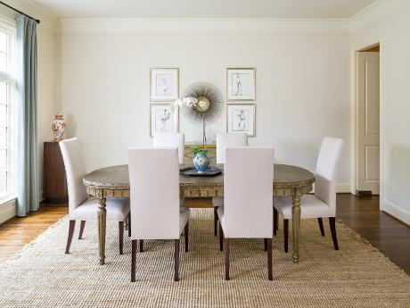 6239 Park Lane dining room