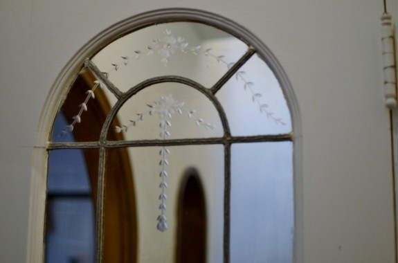 6935 Lakeshore etched mirror