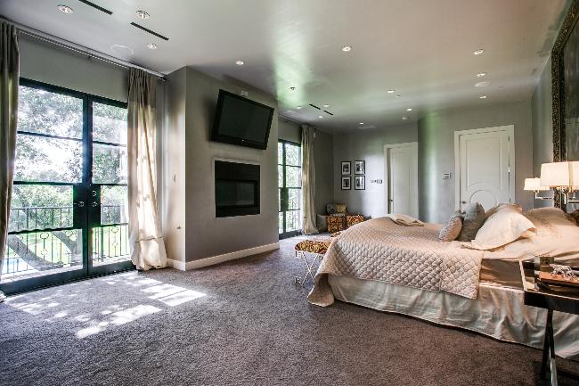 8211 Inwood master bedroom