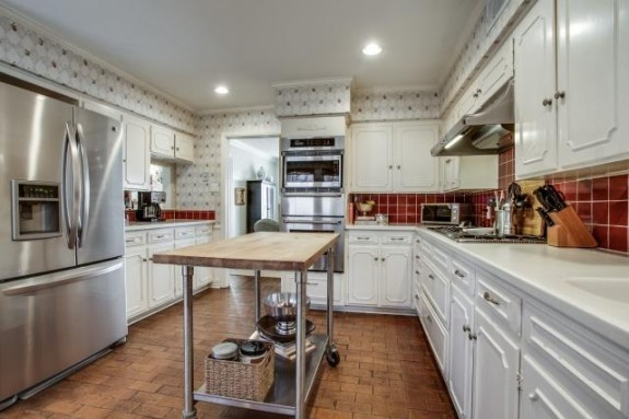 9520 Lake Highlands Kitchen