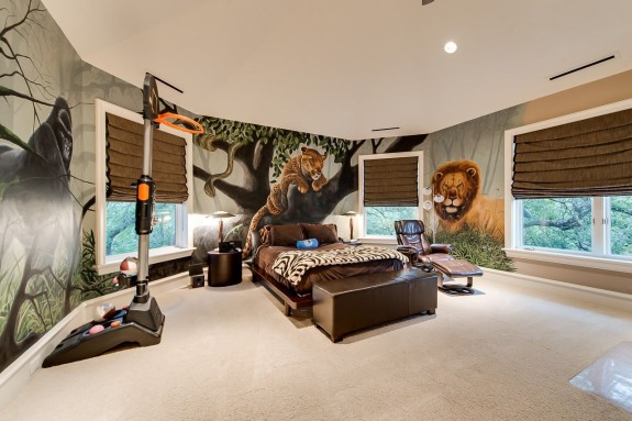 9800 Rockbrook boy's room