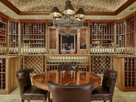 9806 Inwood cellar