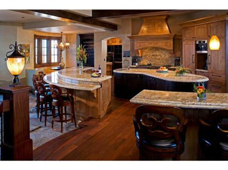 9806 Summit View Dr Park City kitchen