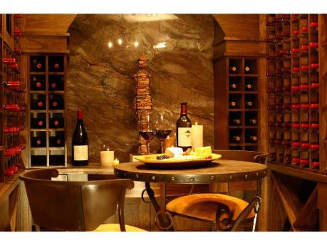9806 Summit View Dr Park City wine cellar