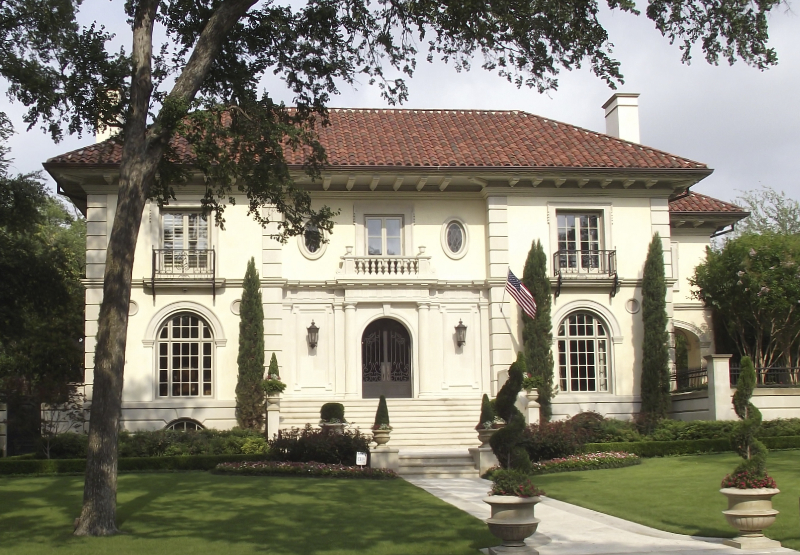 Dallas Celebrity Homes