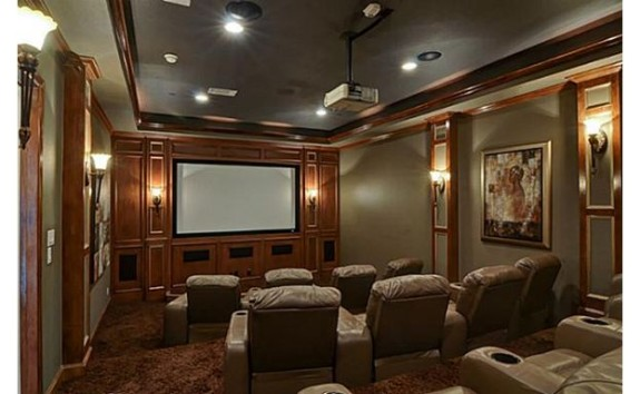 Arcady Place Home Theater