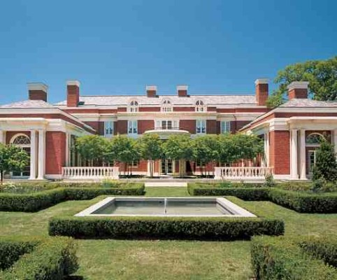 Baron House Architectural Digest