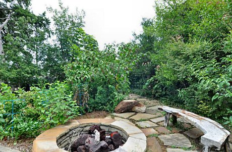 Bison Trail Fire pit