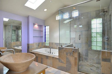 Bison Trail Master bath
