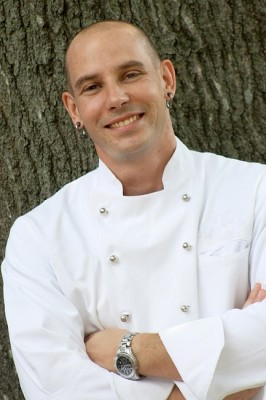 Boot Ranch Chef Aaron Streitmater