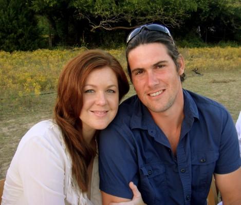 Brianne and Trey Denton