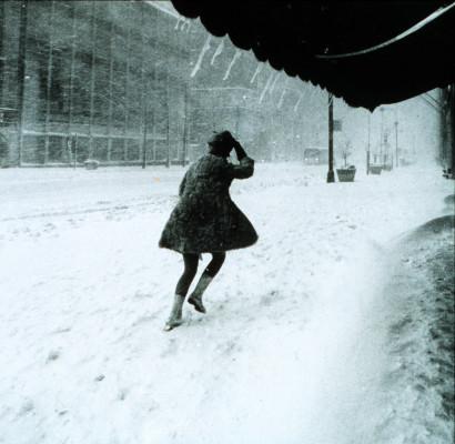 Brutal Chicago Winter