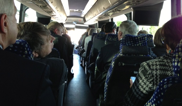 Bush Center Busses 2