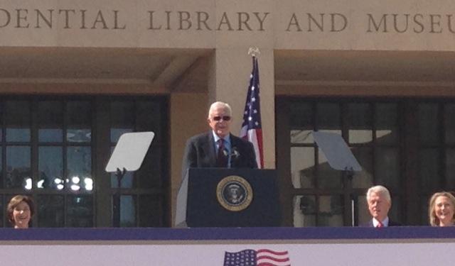 Bush Center Jimmy Carter