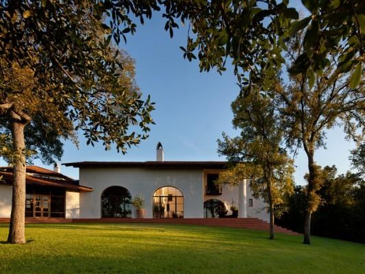 Casa Santurario ext rear