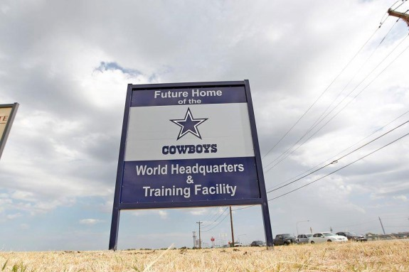 Dallas Cowboys World HQ and Training Frisco