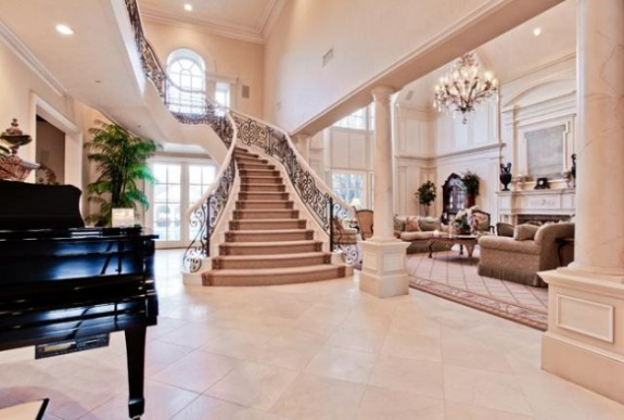 Plano mansion where the relaunched tv show dallas was - 3 bedroom house for sale in dallas tx ...