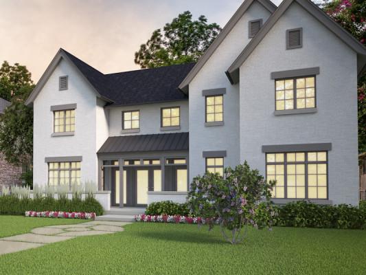 Devonshire Home Rendering