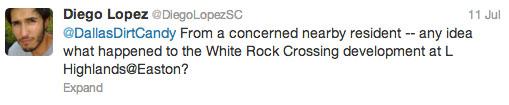 Diego Lopez Tweet