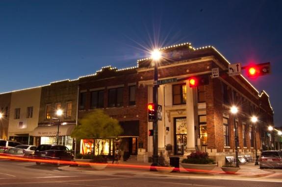 Downtown McKinney Texas