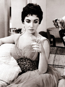 Elizabeth Taylor Paris