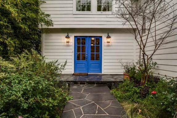 Forest Front Door