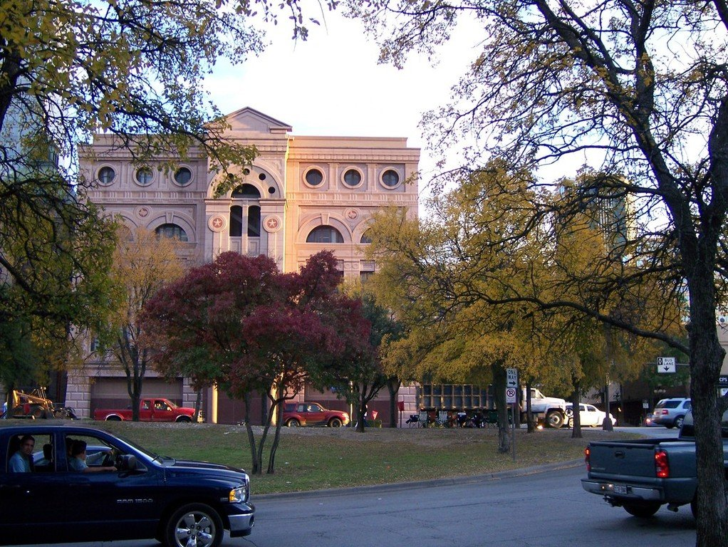 Fort Worth court house