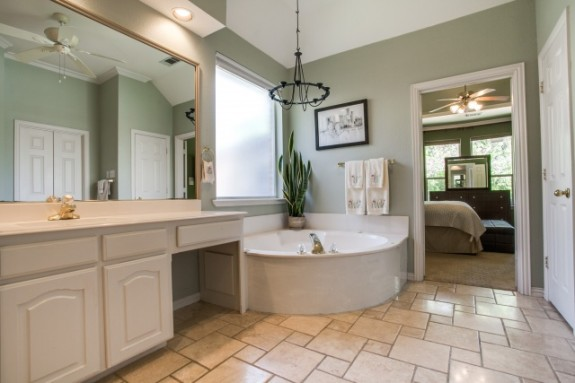 Foxborough Master Bath