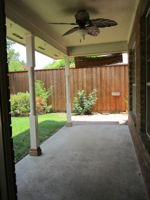 Foxtail Patio