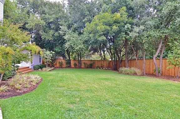 Green Cove Backyard