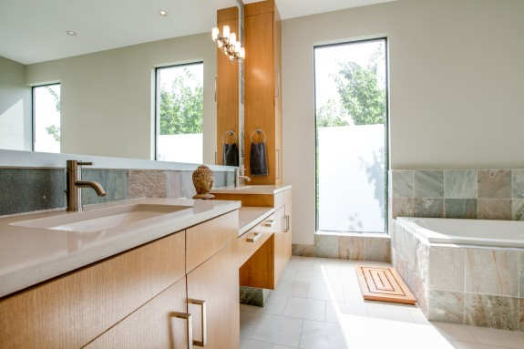 Greenbriar Master Bath