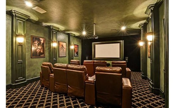 Harrods Court Home Theater